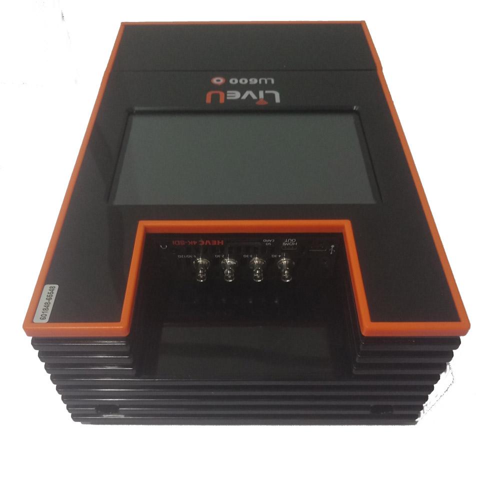 LU600 HEVC  (4K-SDI) 视频直播的极致表现