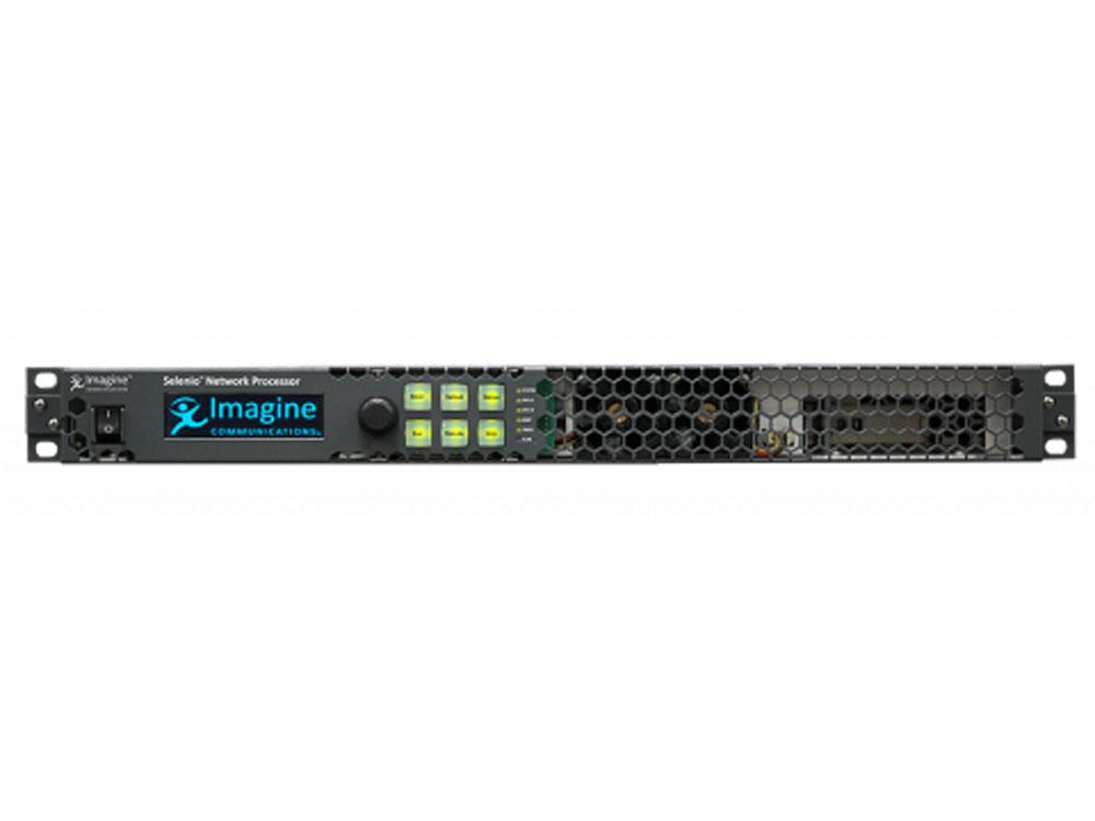 Selenio™ Network Processor  4K多功能处理器